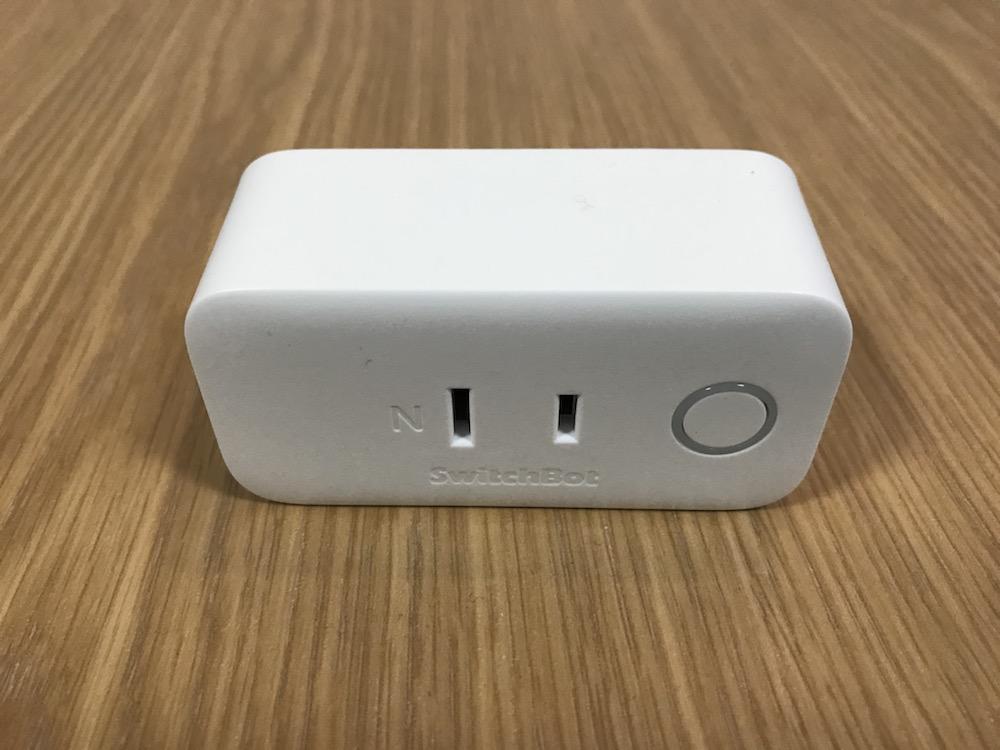 SwitchBotスマートプラグ