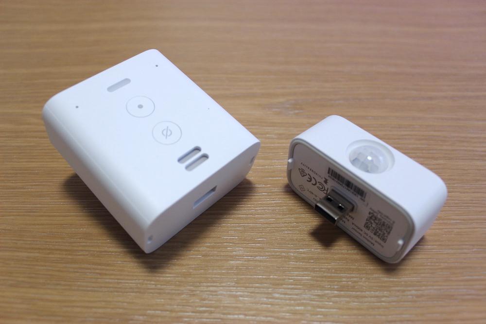 Echo Flex専用モーションセンサーの設定方法