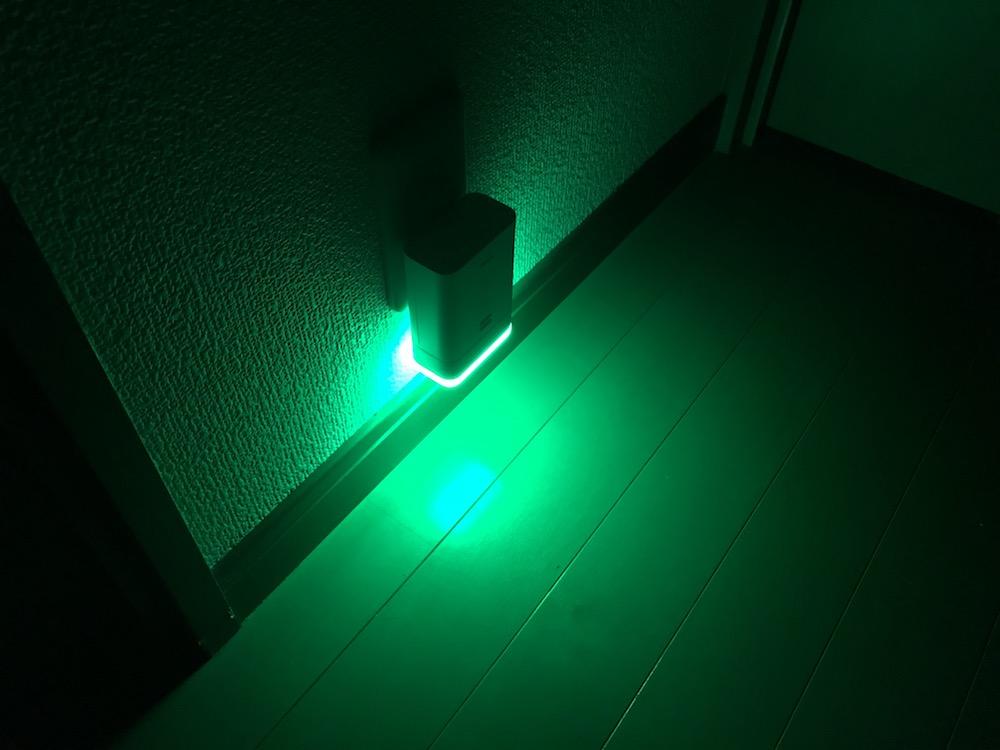 Echo Flex専用ナイトライトのカラー
